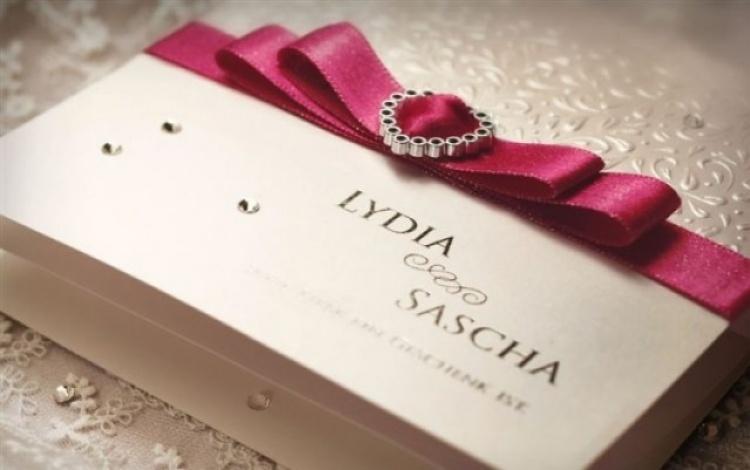 acff3d7e1c PAMAS különleges esküvői meghívók készítése!